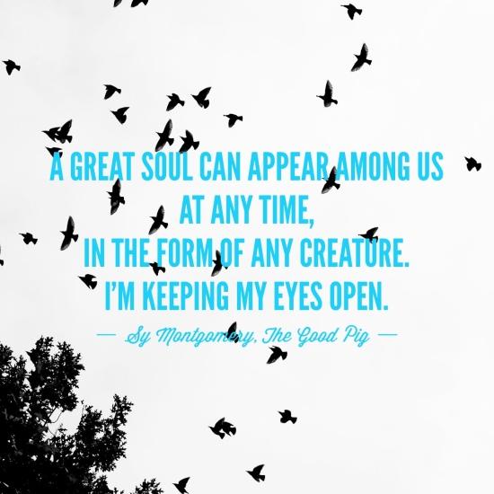 great soul